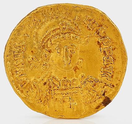 solidus - romerskt guldmynt