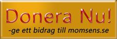 Ge en gåva och donera en slant till momsens.se så att vi kan fortsätta hjälpa småföretagare och frilansare med bokföring, moms och skatter.