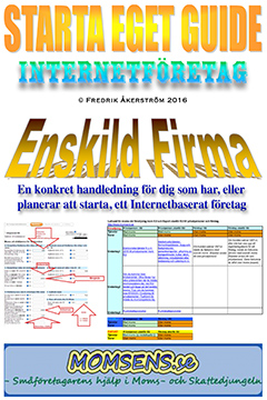 Momsens.se hjälper företagare med bokföring, MOMS och skatter.