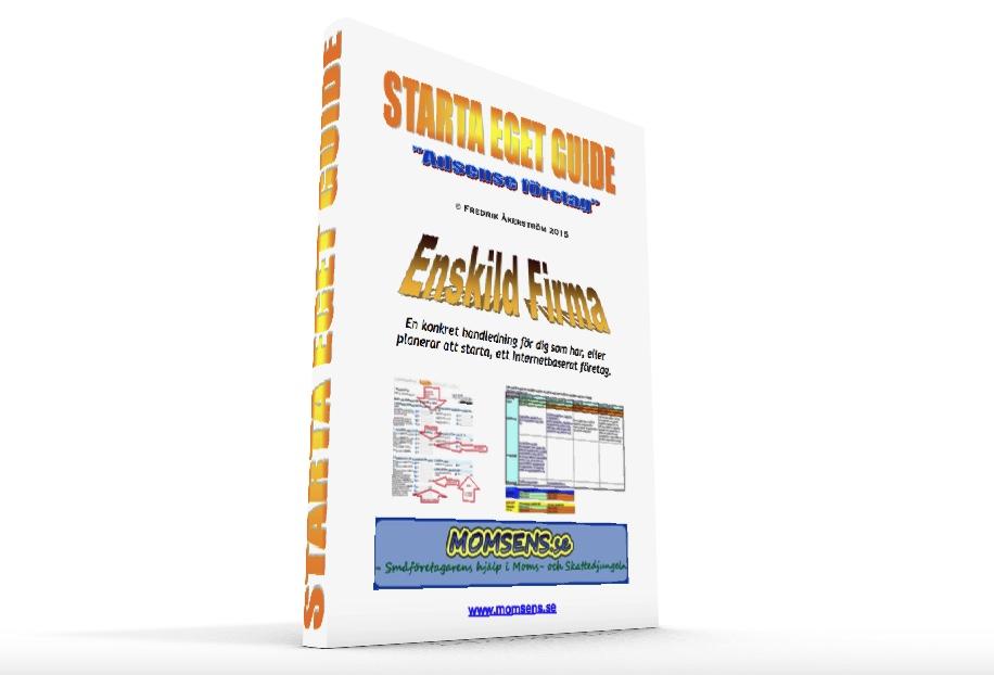Bok om att registrera företag
