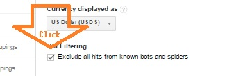 bot filtering in google analytics