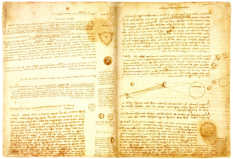 Book-Codex-Leicester-Leonardo-Da-Vinci-notebook