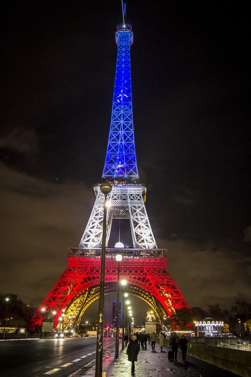 VAT rates in France